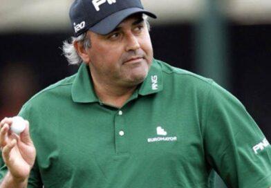 """Emiten alerta roja para detener al golfista """"Pato"""" Cabrera por violencia de género"""
