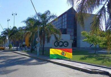 Alrededor de 1.200 bolivianos votan este domingo en el CPC Villa El Libertador