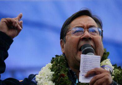 Absoluto respaldo al candidato del partido de Evo en la votación del CPC Villa El Libertador