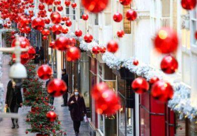 En Europa ya temen una expansión del covid por la Navidad, época de reencuentros y abrazos