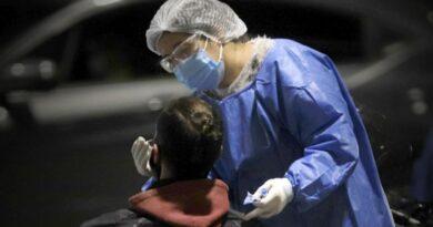 Volvieron a reportar tres muertes diarias por coronavirus en las últimas 24 horas